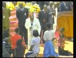 Pastor David Oyedepo And That Hot Slap