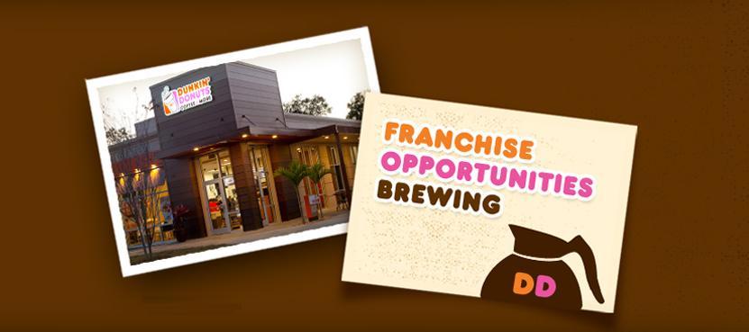 Dunkin Donuts Franchise Information