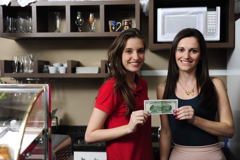 Cash-strapped small business owners - Shutterstock