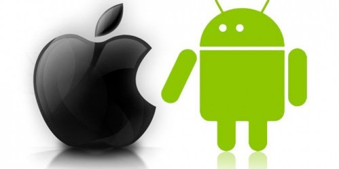Android Vs iOS Development and Usage