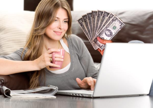 Want To Earn Money From Home? Here's Some Great Ideas