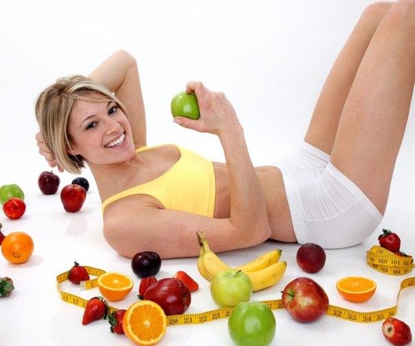 Healthy Food Helps You Burn Fat