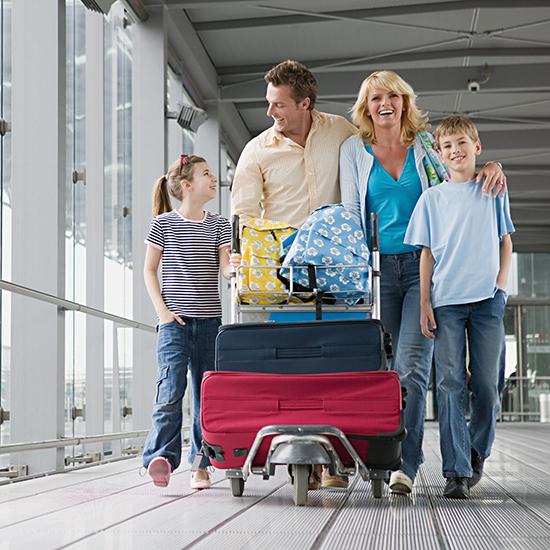 Air Travel Tips - Strategies for Family Flying