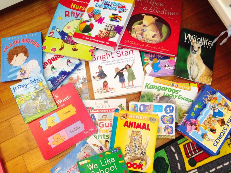 Choosing Educative Books for Children