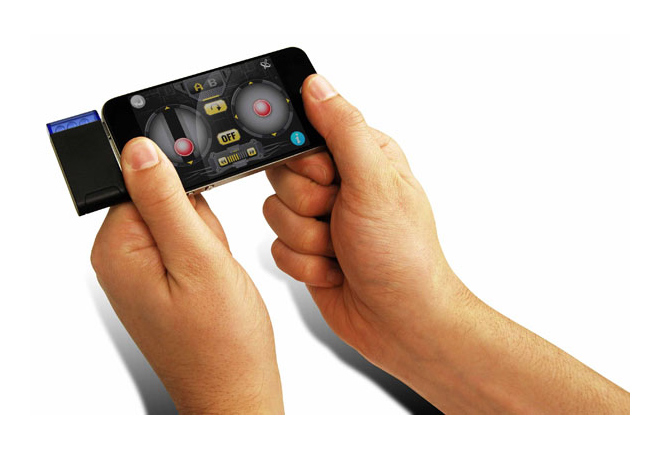 Have Fun with iPhone Controlled Gadgets