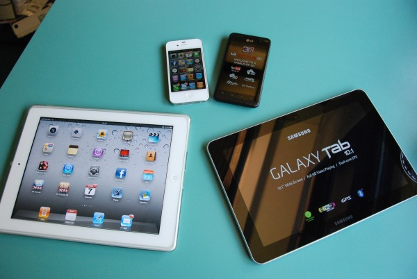 Portable Devices Dwarf Individuals In These 7 Nations