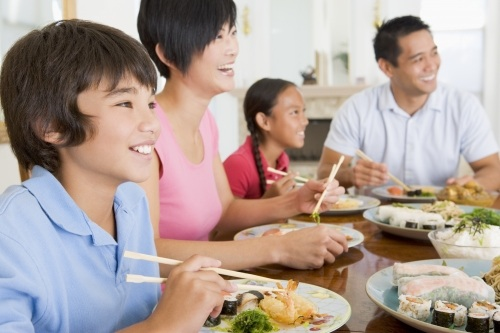Sound Friends Linked To Healthy Food Choices