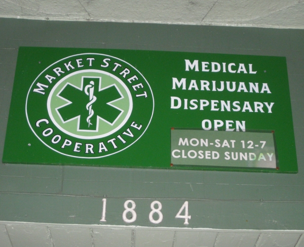 State Law Constraining Therapeutic Weed Areas
