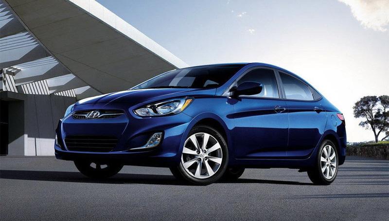 Hyundai Verna petrol