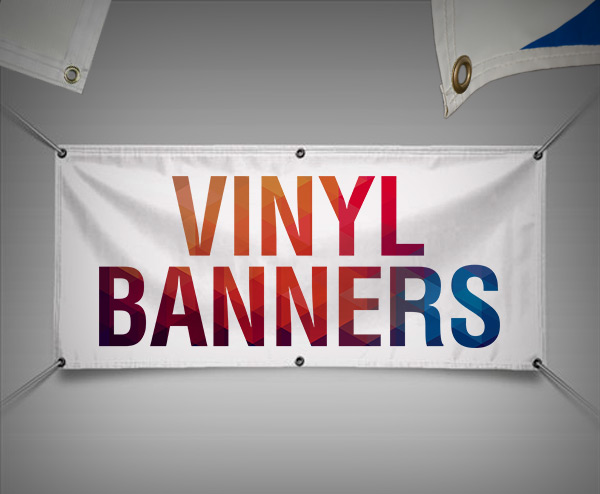 Answer To Your Marketing Requirements: Vinyl Banners