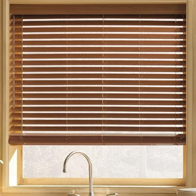 Cheap Faux Wood Blinds