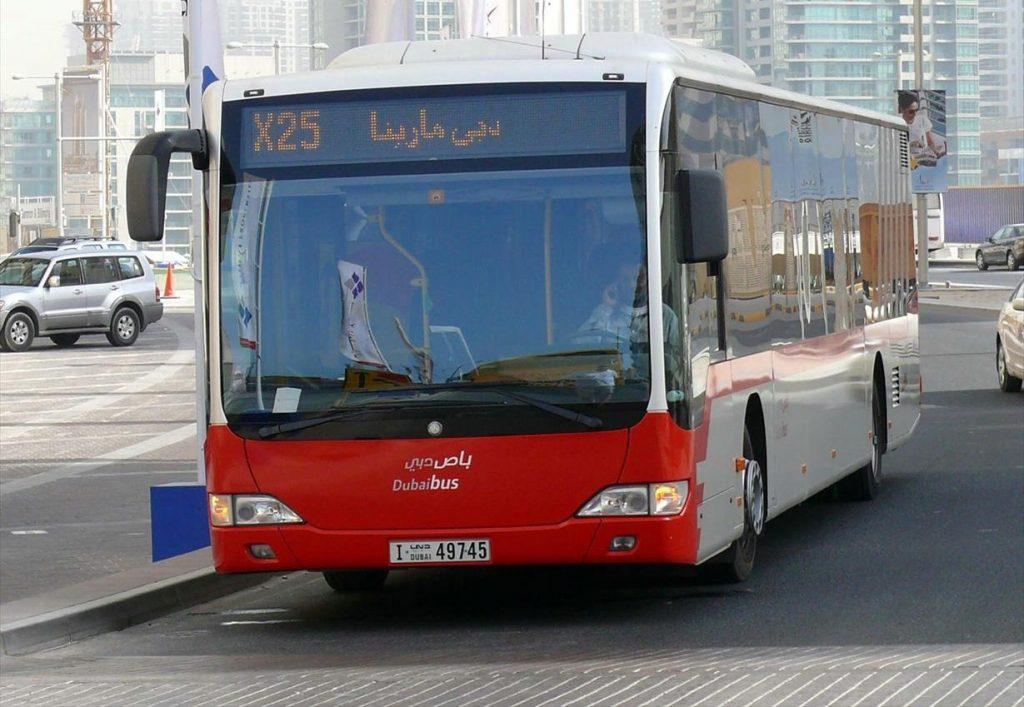 Dubai Public Transport, Taxi or Car Rental