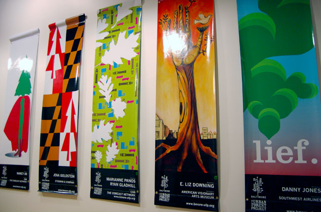 5 Styles Of Printed Banners