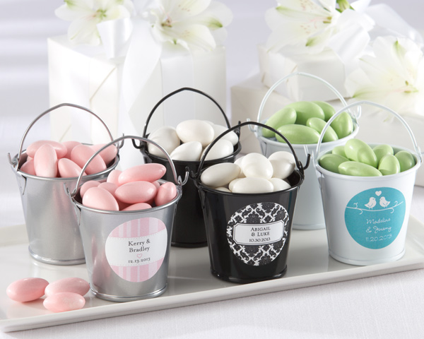Wedding Favors - Creative Ideas Can Add Value That Speaks Volumes