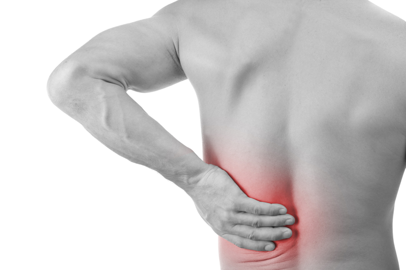 Pain In The Back? Holistic Options To Relieve Back Pain