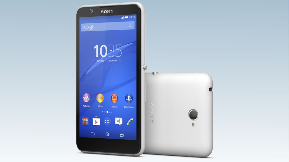 Sony Xperia E3: Mid-price Android Smartphone