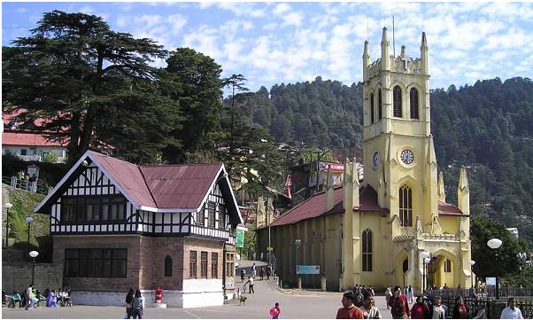 Simla Is An Enchanting Location In India To Prefer Buy OR Rent Property In India