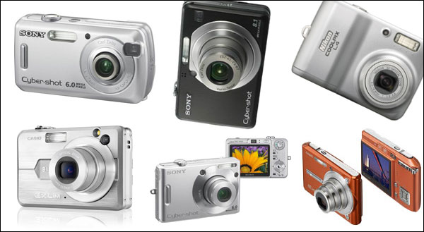 The Best Digital Compact Cameras