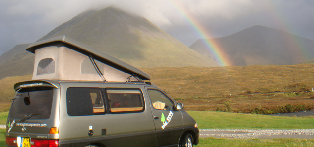 The Ultimate Guide To The Campervan Holiday