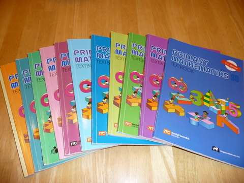 What Are The Most Popular Singapore Math Textbooks