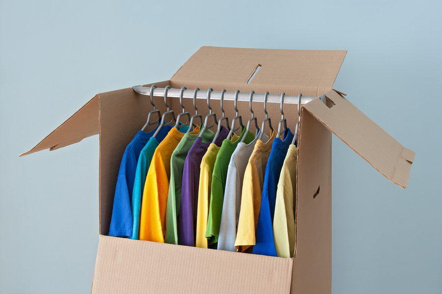 Move Your Clothes Safety and Efficiently