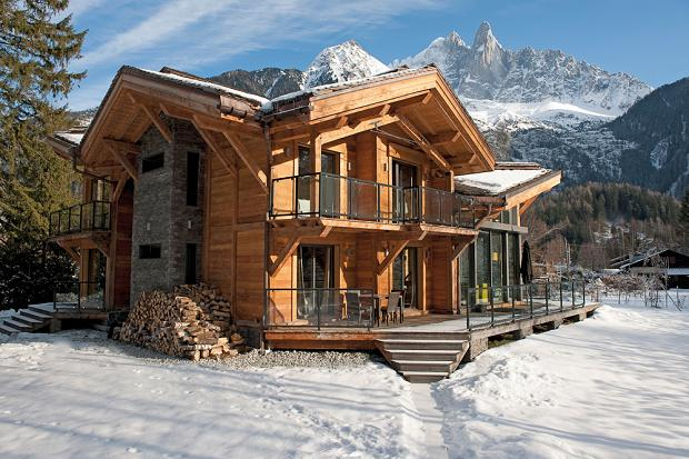 Select The Chalet That Is Right For You