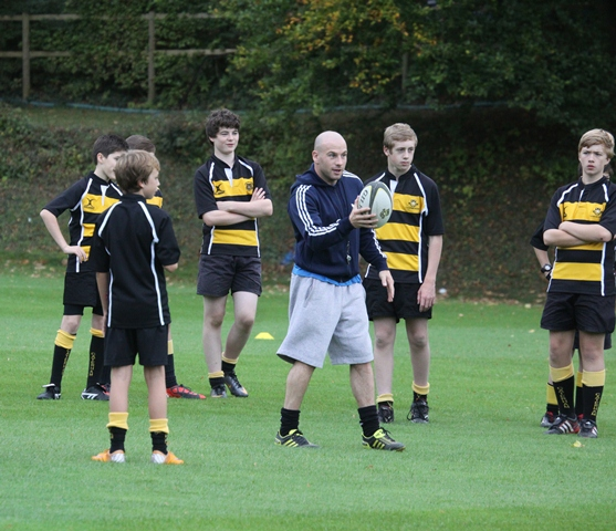 How A Good Coach Can Motivate Players In Rugby