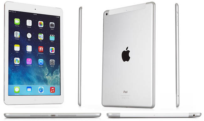 iPad Air 3, iOS 9 : Design and Improved Siri
