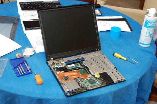 Easy Laptop Repairs  DIY