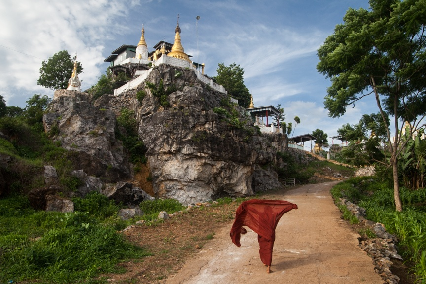 A Mysterious Land Of Metropolises, Mountains and Monks