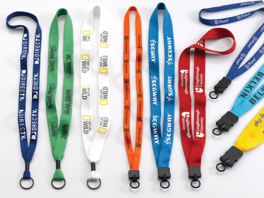 The USP Of The Customized Lanyards