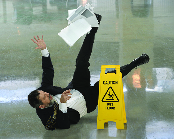 Occupiers Liability Claim and Top Tips For Slip And Trip Accident