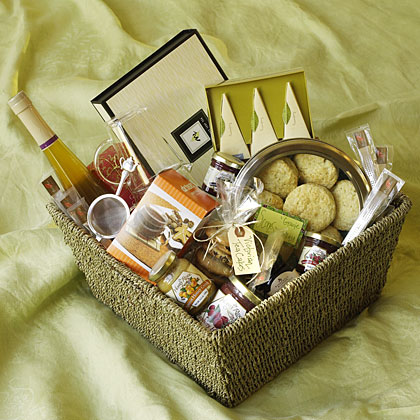 Which Things Can Be Added On Premium High Budget Gift Baskets