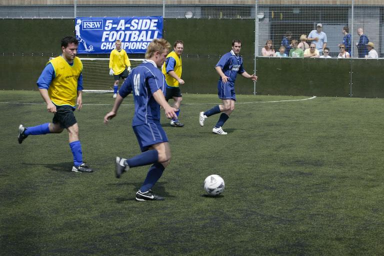 Five-a-Side Football1