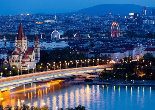 Vienna, Things To See And Hear