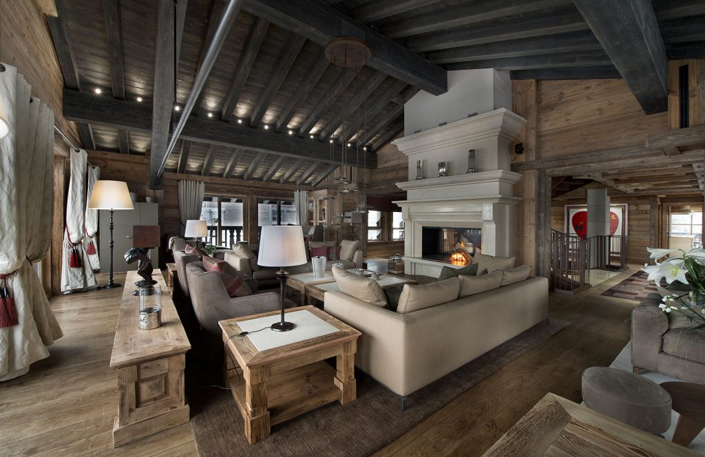 Why Book A Luxury Ski Chalet?
