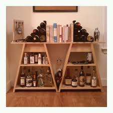 Building A Simple Wooden Home Bar