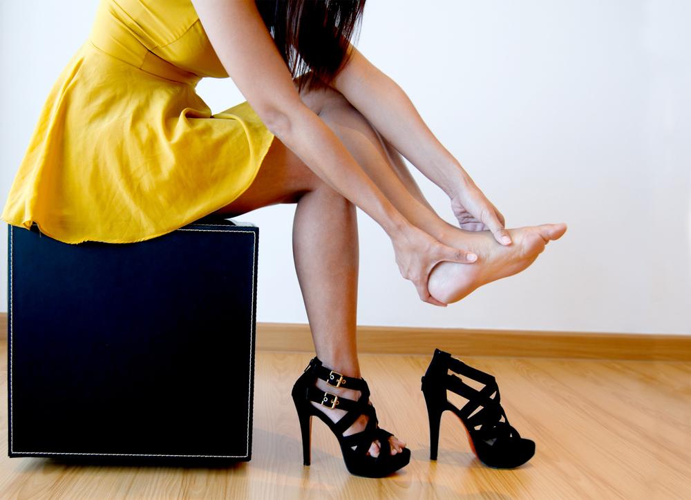 Things Ladies Look For When Choosing Shoes