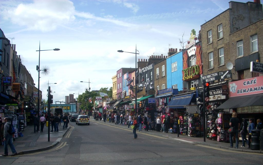 Camden: Popular Residential Area In North London