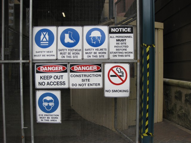 Ways To Improve Construction Site Safety