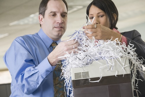 Keep Your Company's Data Secure by Partnering With A Professional Shredder