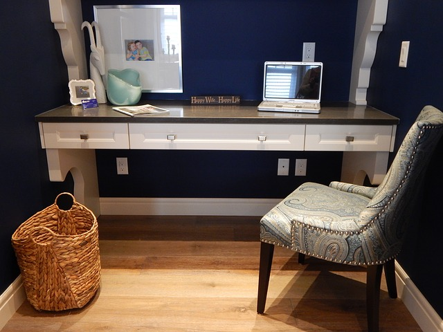 Small Home Office: How To Make It Classy