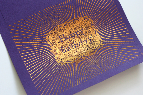 Tips And Advice To Follow While Considering Foil Stamping On Cards