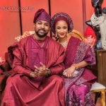Banky W and Adesua Etomi Wedding Introduction Pictures