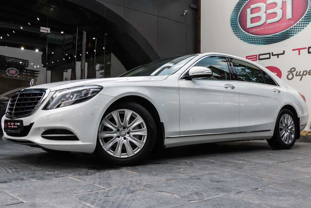 How To Own A Mercedes Without Breaking Your Bank?
