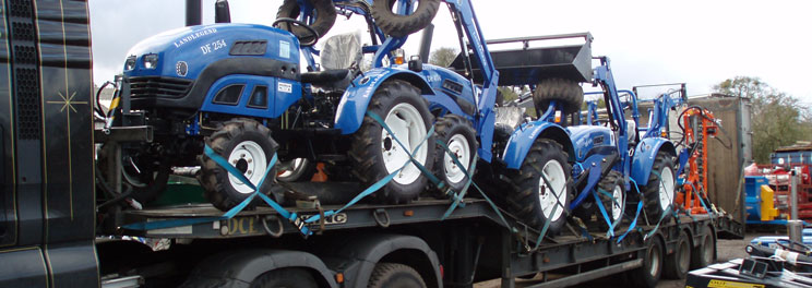 Tractor Shipping Companies – Ever Best Service In Tractor Shipping