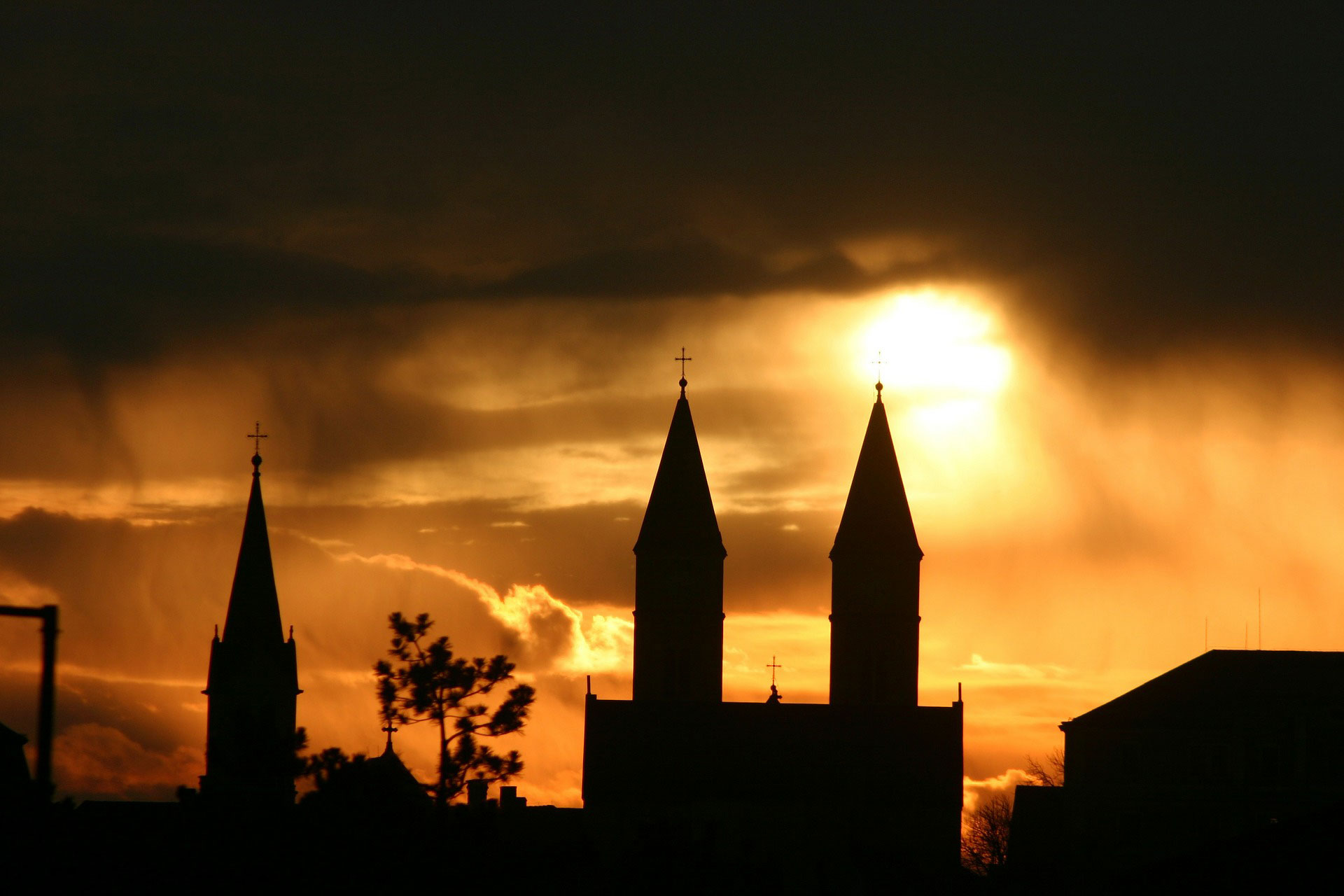 How The Churches Help In Inculcating The Sense Of A Community?