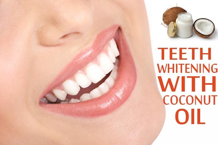 Does Coconut Oil Whiten Teeth?