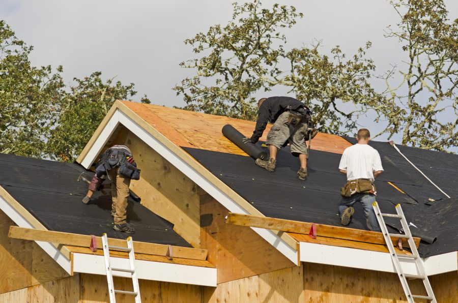 Common Roof Covering Options Available In Market