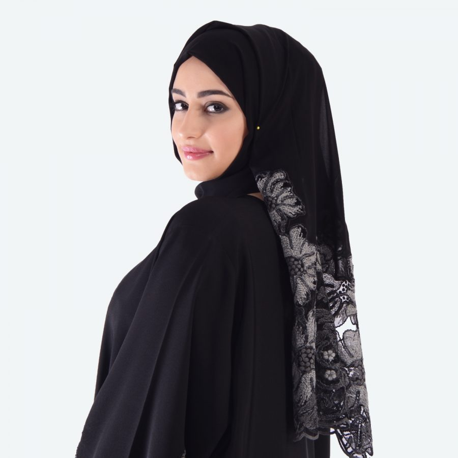 Latest Trends And New Designs Related To Abayas And Hijabs